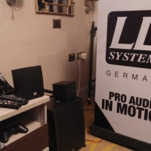 Philippine HiFi Exhibition: LD Systems Curv 500 ES and Cameo Superfly XS