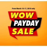 WOW Payday Sale
