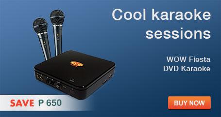 WOW Fiesta DVD Karaoke