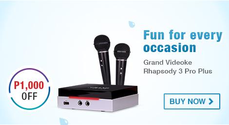 Grand Videoke Rhapsody 3 Pro