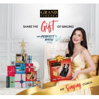 Share the Gift of Singing with Grand Videoke