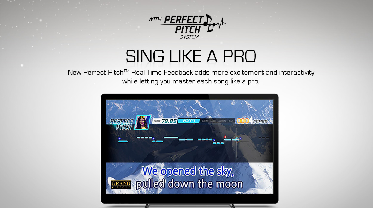 symphony se pro plus perfect pitch