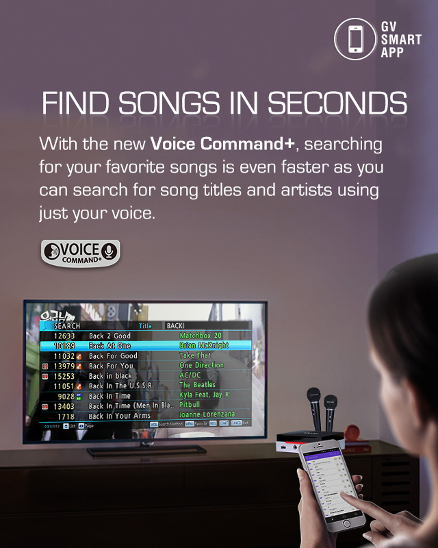 rhapsody 3 pro plus voice command