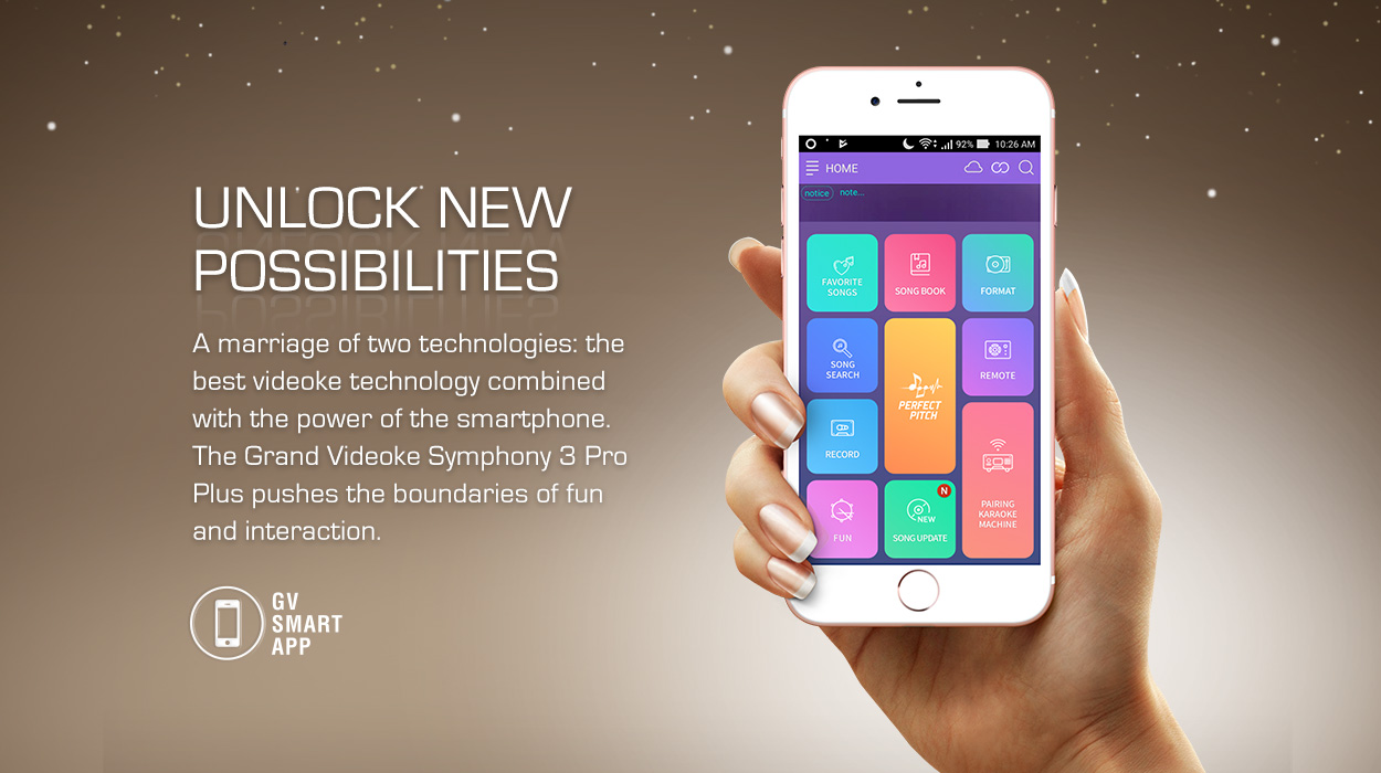 symphony 3 pro plus unlock possibilities