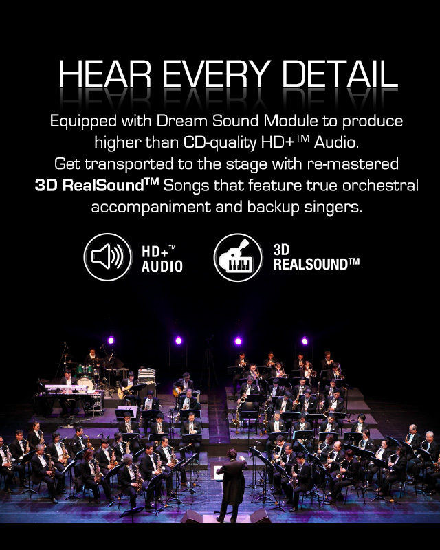 rhapsody 3 pro plus real sound