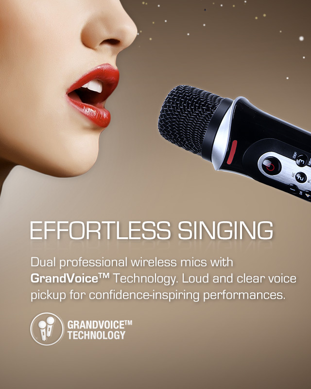 symphony 3 pro plus grand voice