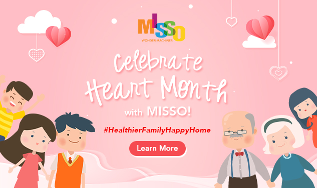 Celebrate Heart Month with Misso
