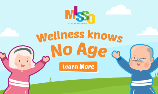 Wellness Knows No Age
